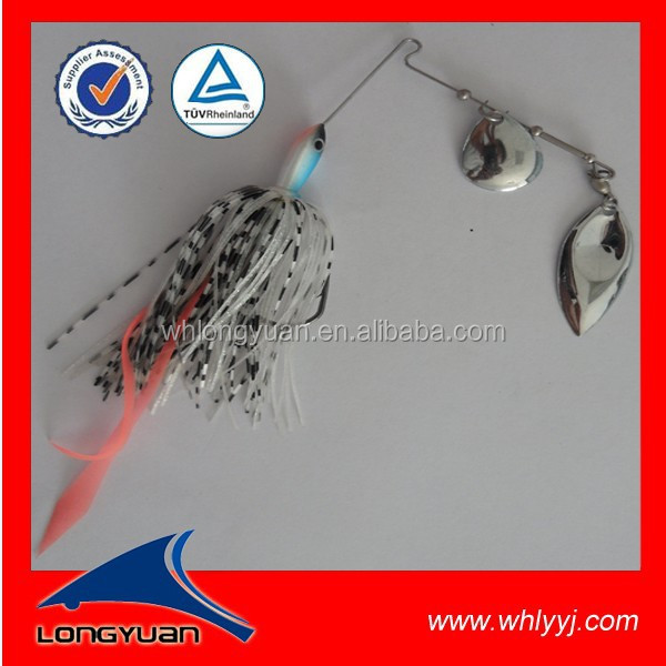 10g free fishing tackle samples spinner jig