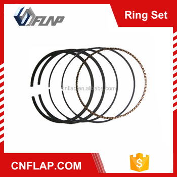 CD70 motorcycle piston ring