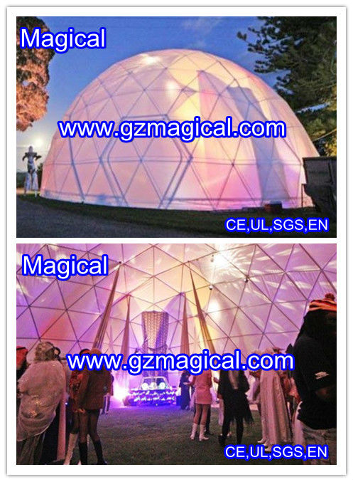 LED inflatable planetarium disco dome tent/dome party tent