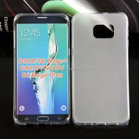 New Ultrathin Transparent Soft Protective Back Cover Case clear tpu case for samsung galaxy s6 edge plus alibaba china
