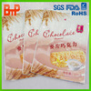 custom printing snack food plastic bag for wheat flakes