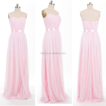 Bridesmaid Dresses Chiffon Long Elegant Tulle Bridesmaid Dress For Spring Summer Wedding 2017 2018
