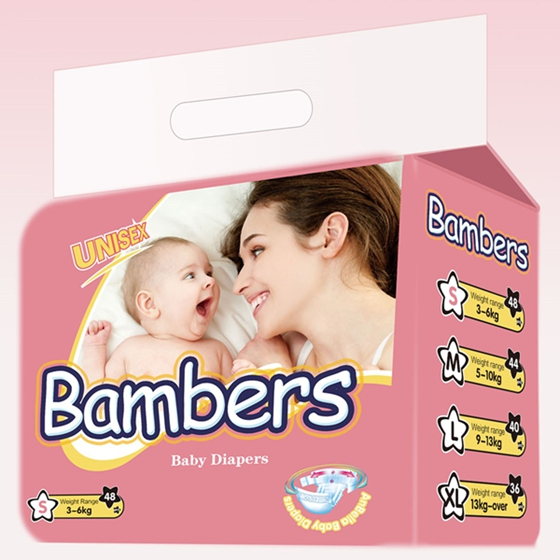 China supplier Best selling product in Africa oem brands of Baby diaper