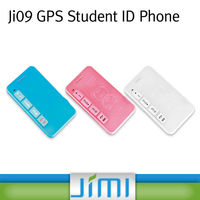 JIMI USB Host Adapter SD Card Big Keyboard Kids Mobile Phone GPS Tracker With SOS Alarm Platform Ji09