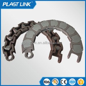 Plast Link1765 Low Price Mini Mobile multiflex chain for plastic bottle