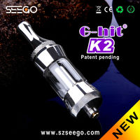 Most popular in USA!!! Seego G-hit K2 high end glass water pipes