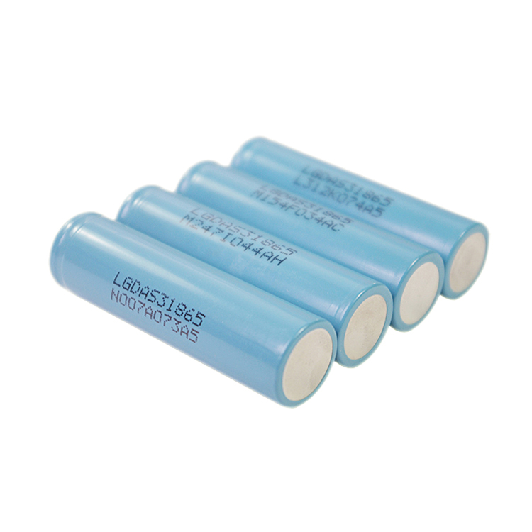 Original LGDAS31865 2200mAh LG 18650 2200mah S3 battery