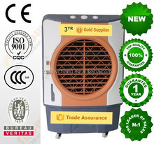 ECO friendly electrical appliances evaporative air cooler with floor stand portable