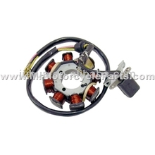 8 COILS Motorcycle Ignition Stator for QJ-125 CHINESE SCOOTER