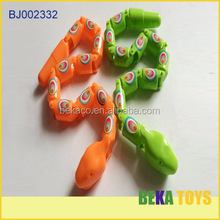 2014 new toy for christmas promotion toy movable joints snake