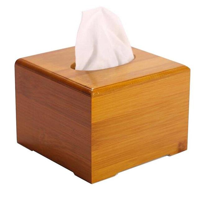 Wholesale dining room tissue paper box toilet napkin holder for restaurants
