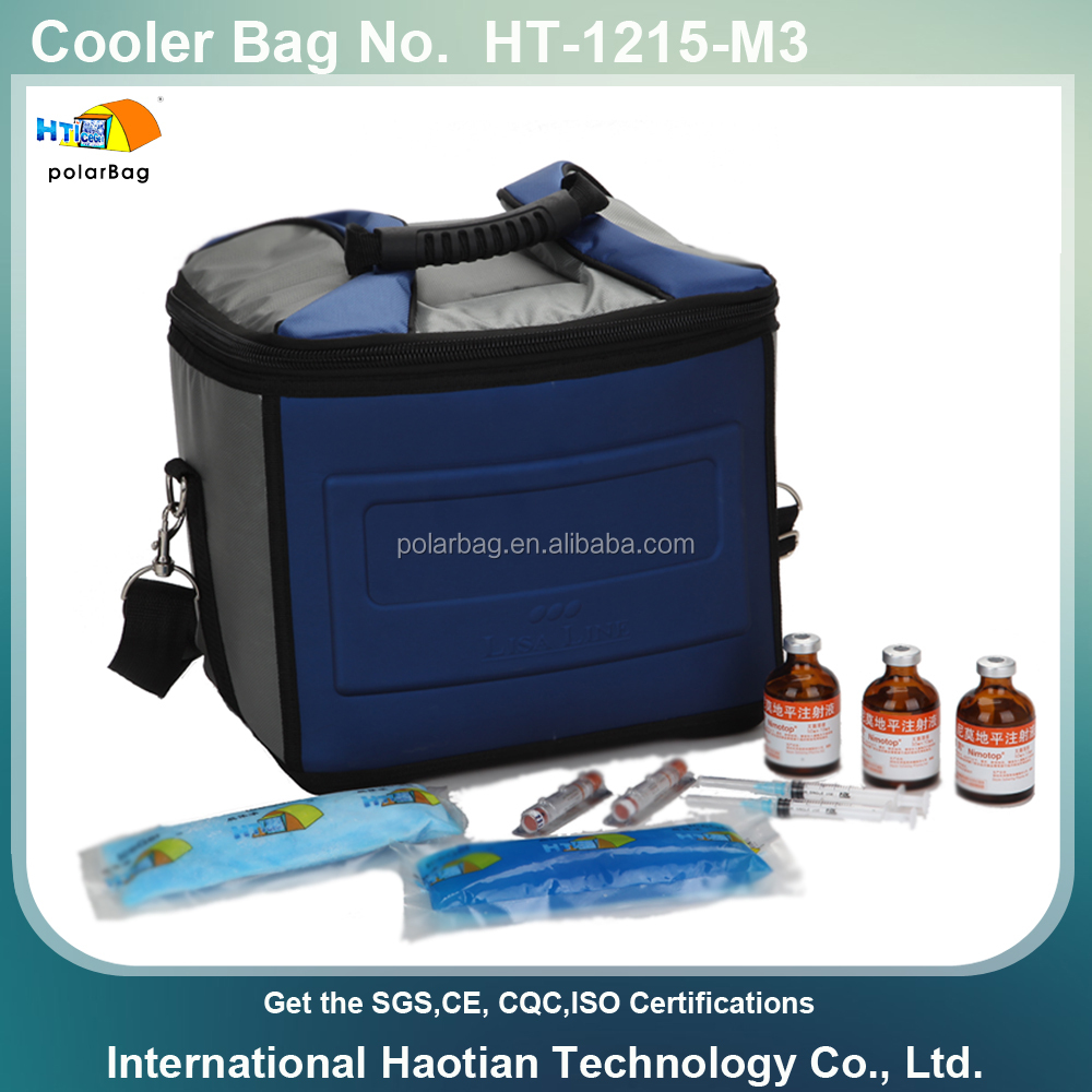 Portable and Transport Ice Bag For Medical Supply