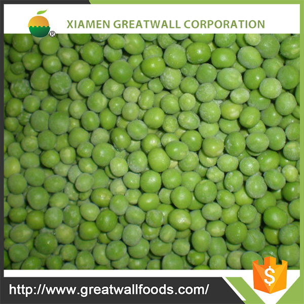 Top Grade bulk frozen green pea
