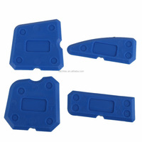 4pcs Plastic Scraper Recommended For Home