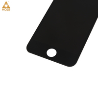 High quality lcd screen for ipod touch 5, replacement display digitizer for ipod touch 5 in black