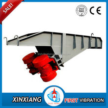 Chute Vibrating Feeder for Concrete/Mineral rock/Iron Ore