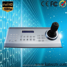 Popular controller wth beautiful design of 8 inputs and 4 outputs conference camera keyboard controller