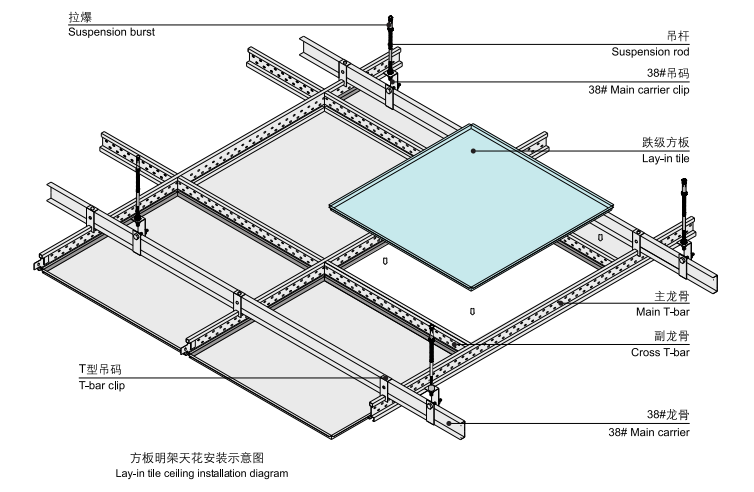 high quality fireproof perforated outdoor ceiling suspended ceiling with ISO9001:2008
