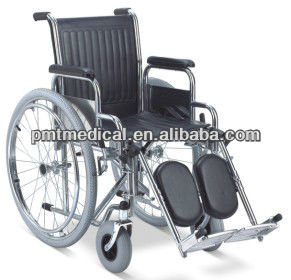 Health Care Supplies aluminum lightweight folding wheelchair for disabled