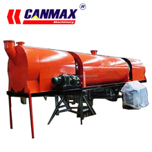 bamboo charcoal machine/carbonization stove for making wood briquette charcoal