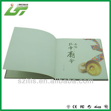 fashion product smart book with logo UV