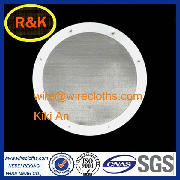 304/316 stainless steel metal etched mesh
