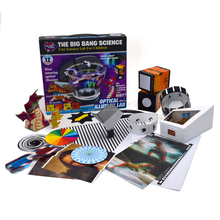 2018 Kids Science STEM Leaning Optical Illusion Lab Toys
