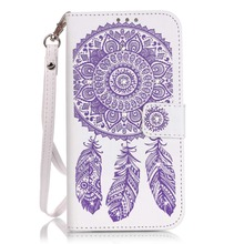 Campanula Drilling Embossed Wallet Cases For iPhone 5 5s SE With Card Slot Magnet Coque Diamond Bling Flip Holster Bags
