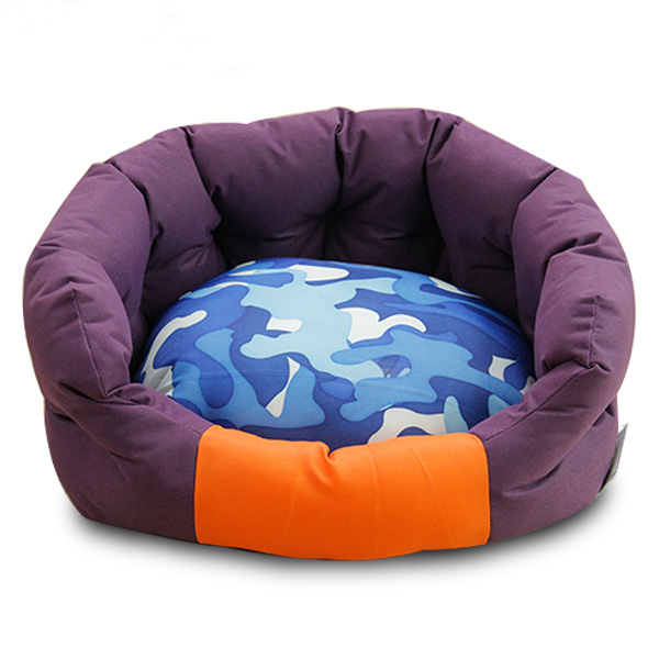 waterproof fabric dog bed new pet products for dog round bed