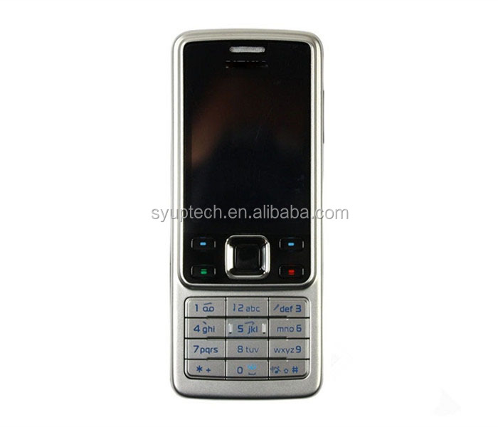 Hot selling items for Nokia 6300 Mobile Phone Good Quality Unlocked Original multi-language