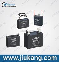 Factory price 30 farad capacitor CBB61 Fan Capacitor 3uf capacitor for LED and UPS