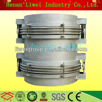 highly balanced pressure double Custom bellow/expansion joint