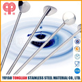 Stainless Steel Straw spoon / drinking spoon straw / coffee spoon