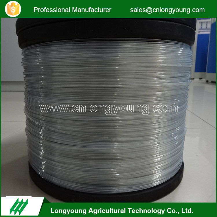 Simple fashion greenhouse agricultural fastening polyester wire