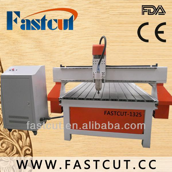 China Jinan wood engraving machine and small 5 axis <strong>cnc</strong> FASTCUT-1325