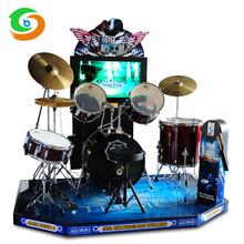 Hot sale Art Perform Use Jazz Drummer Drum Kit Musical Instrument Simulation