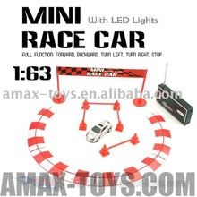 mc-20152a 1:63 Scale RC Mini race car