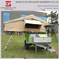 2015 New selling trailer for Aussie travel with trailer jack