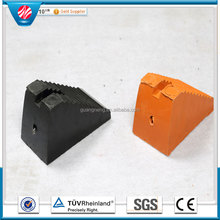 Polyurethane Wheel Chock Wedges for Trucks Trade Assurance