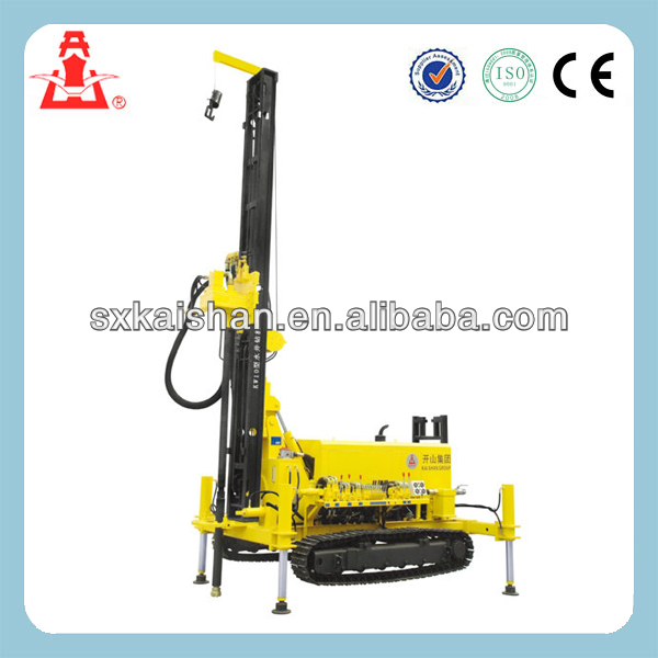 Portable water well drilling rig drilling machine price