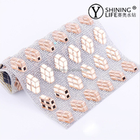 Factory price rhinestone sheet for bags