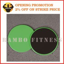 RAMBO Made In China Abdominal Trainers Gliding Discs
