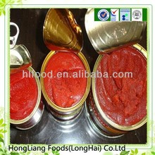 China wholesale canned chopped tomatoes