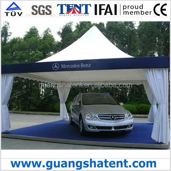 F low weight temporary car parking canopy tent outdoor in high quality