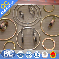 Industrial gaskets oval ring type joint gasket / o-ring gaskets / ring joint gaskets manufacturer from china