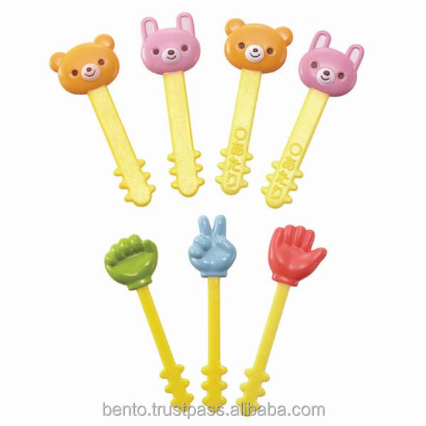 "Pick ""rock-paper-scissors & animals""/kids party favors, childrens party goods, cocktail, fruit, party, cupcake, tools"