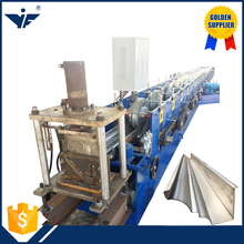 double layer roofing sheet used gutter machine for sale