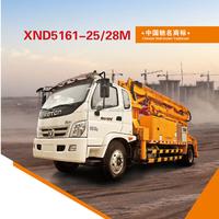 37m Concrete Boom Pump Truck/24m 37m 39m 42m 48m 52m Truck mounted Concrete Boom Pump