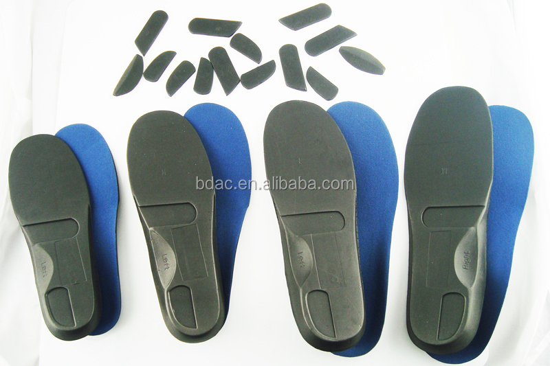 EVA foam arch support flat foot orthotics insoles Kids Orthotics