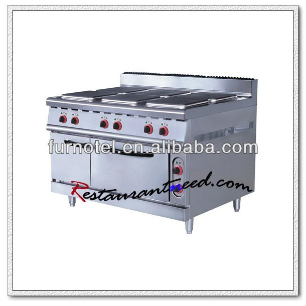 K240 Oven And Electric 6 Hot Plate Ceramic Cookers